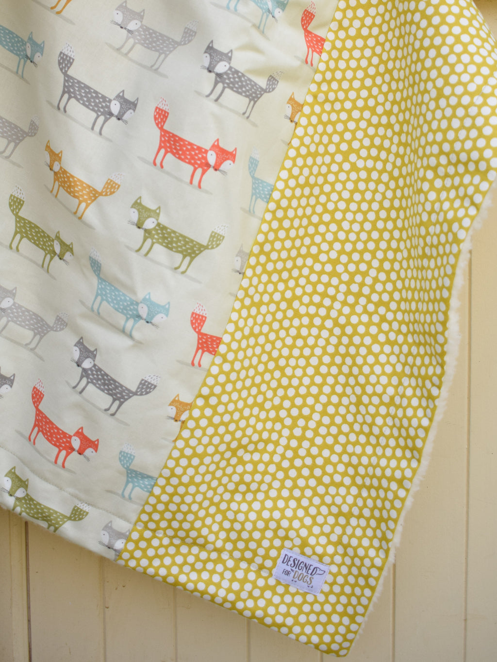 New! Orange Foxes Soft & Cosy Blankets