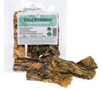 Natural fish skin dog chews