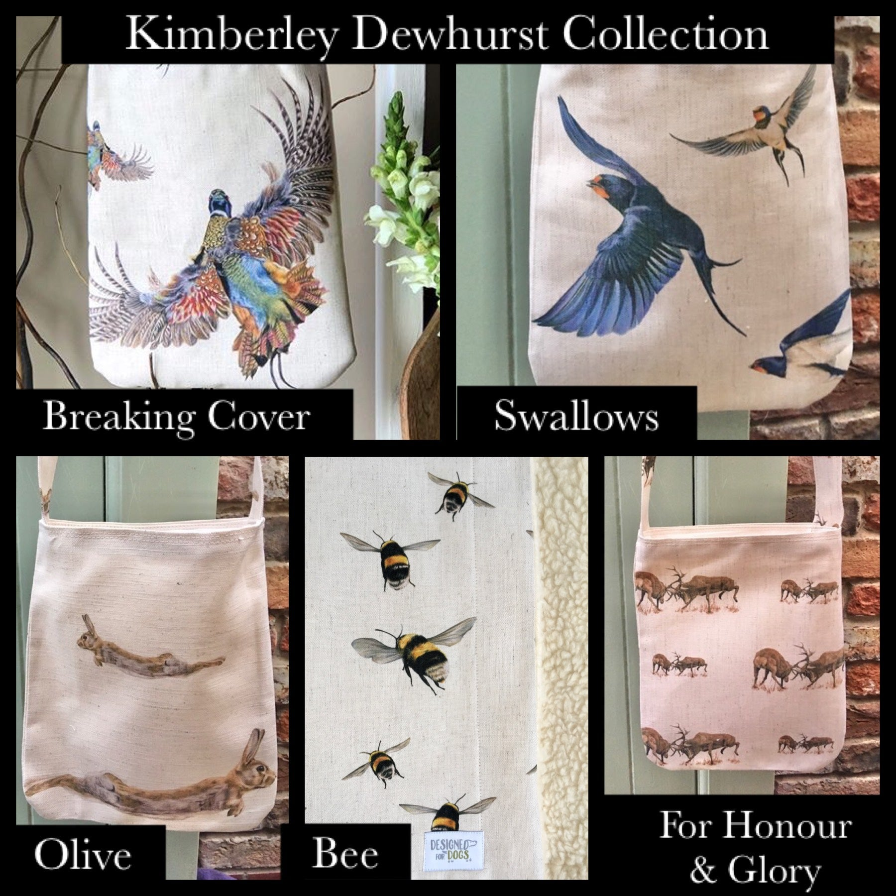 EXCLUSIVE - Dog Blankets by Kimberley Dewhurst