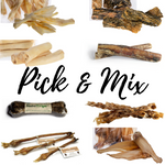 NEW: Pick & Mix Natural Dog Chews