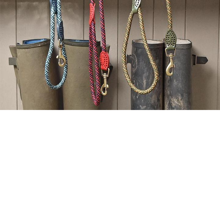 Rope  Leads from Sophie Allport In All Three Colours