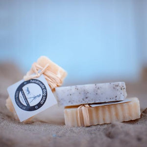 Natural Coconut Oil Soap 50g