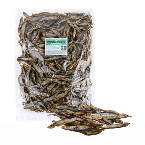 Dried Baltic Sprats Dog Treats