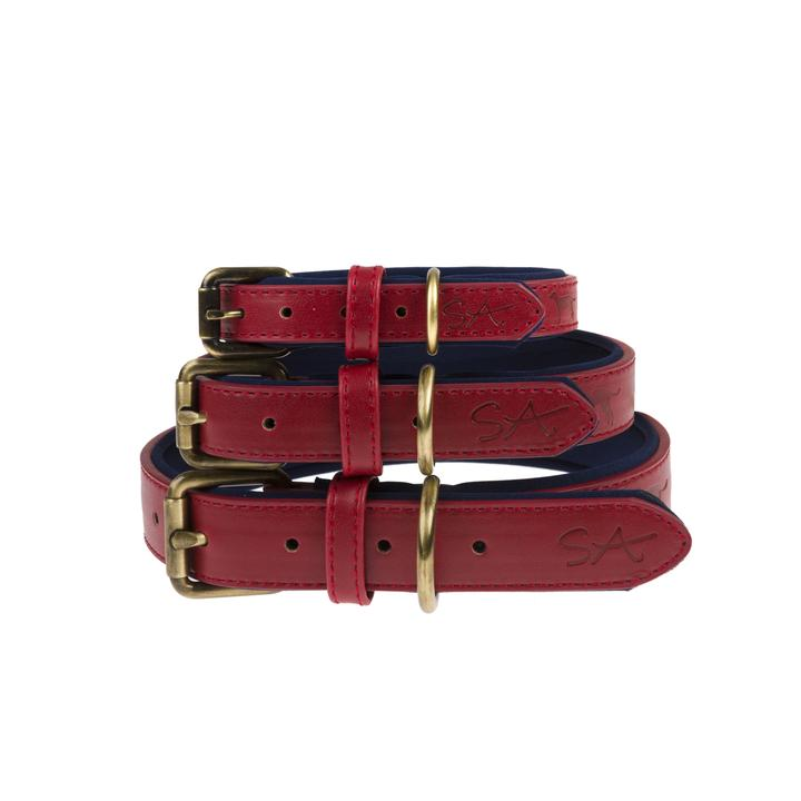 Faux Leather Collars & Leads from Sophie Allport