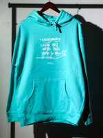 """Everybody Loves Art"" Tiffany Hoodie"
