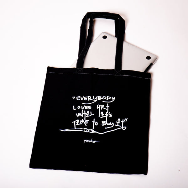 """Everybody Loves Art"" Tote"