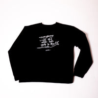 "MiNK | ""Everybody Loves Art"" Crewneck"