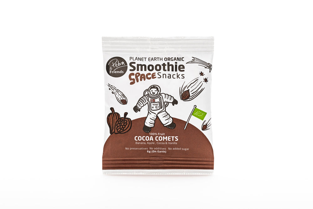 Ovocné Smoothie Space Snacks BIO (kakao)_1