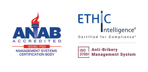 ANAB Accreditation for ISO 37001