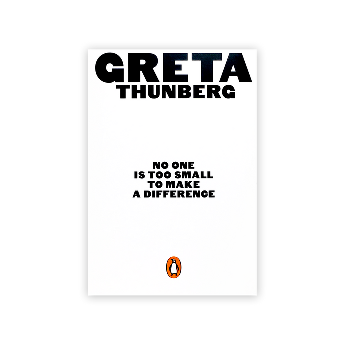 Greta Thunberg: No One Is Too Small to Make a Difference