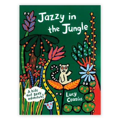 Jazzy In The Jungle
