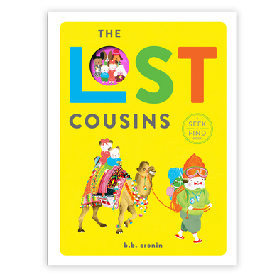 Lost Cousins By B.B. Cronin