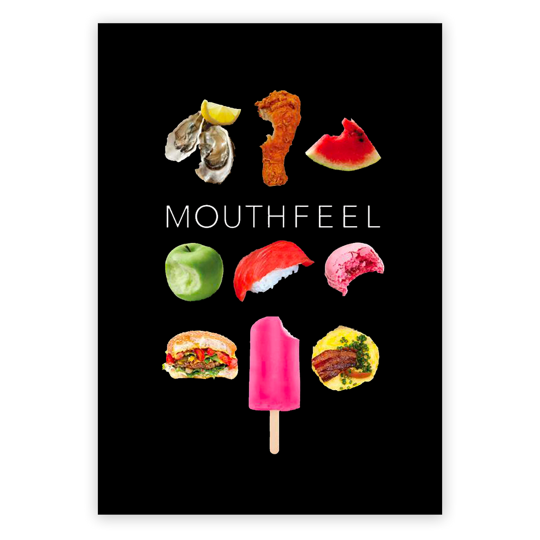 Mouthfeel: How Texture Makes Taste By Ole G. Mouritsen