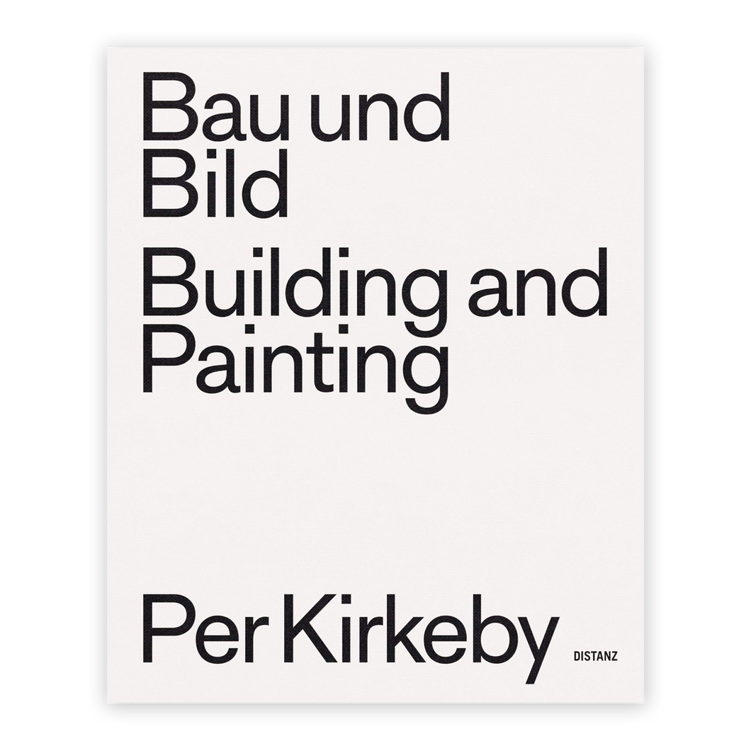 Per Kikerby: Building and Painting