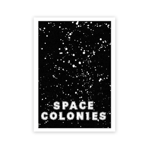 Space Colonies: A Galactic Freeman's Journal