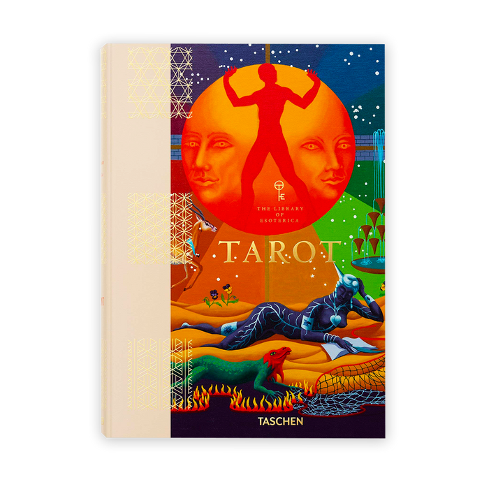 Tarot: Library of Esoterica By Jessica Hundley