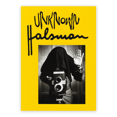 Philipe Halsman: Unknown Halsman (Out of Print)