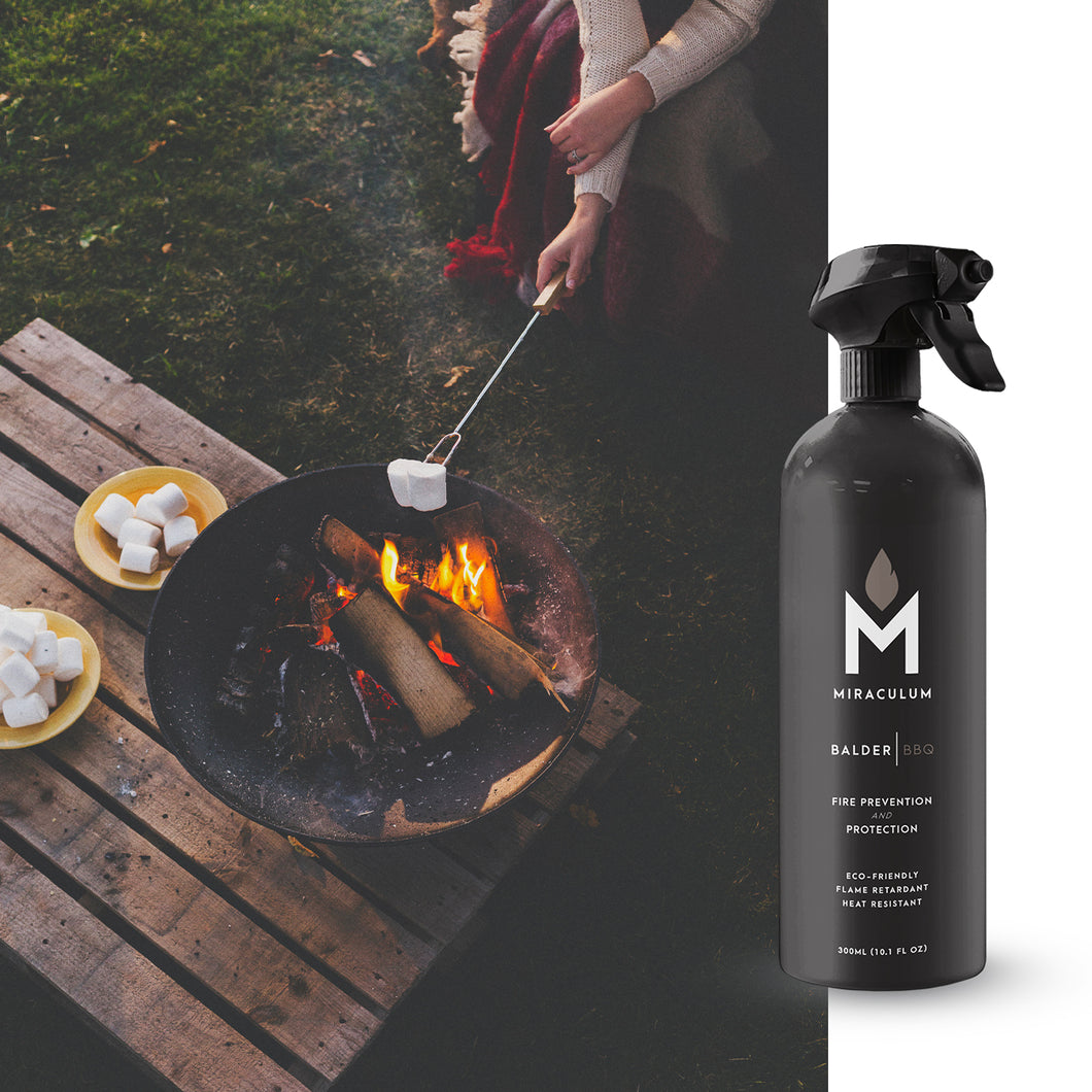 BALDER | BBQ<br/>Fire Prevention & Protection Spray