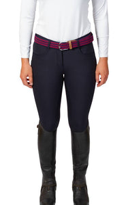 QJRW Amalia Navy Breeches