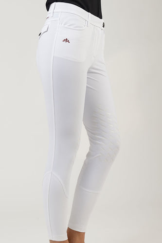 MakeBe Anna Breeches - White