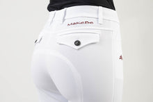 Load image into Gallery viewer, MakeBe Anna Breeches - White