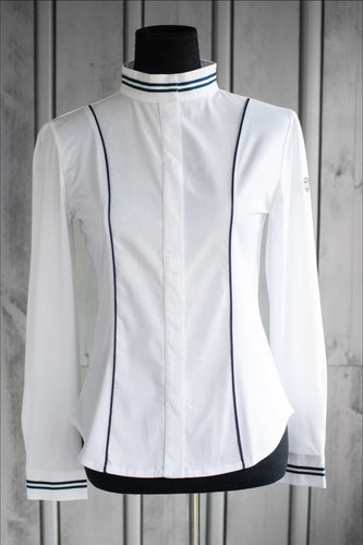 DHRW Classic Competition Shirt - White