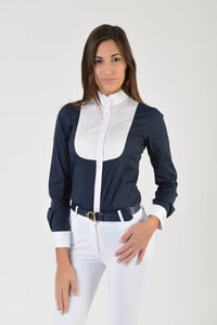 Makebe Grace Show Shirt - Navy