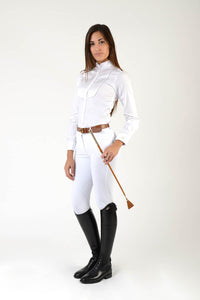 Makebe Grace Show Shirt - White