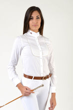 Load image into Gallery viewer, Makebe Grace Show Shirt - White