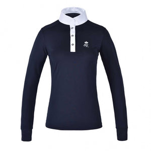 Kingsland Timmins Show Shirt - Navy