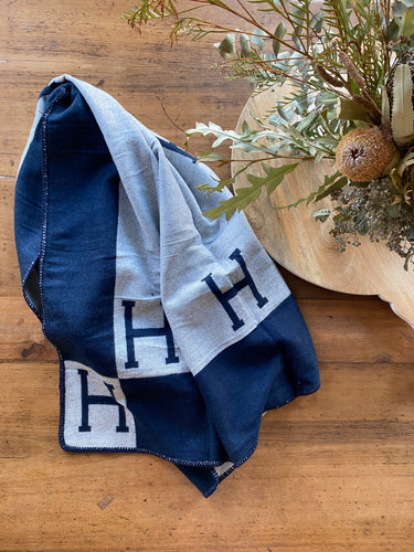 H is for Horses Blanket