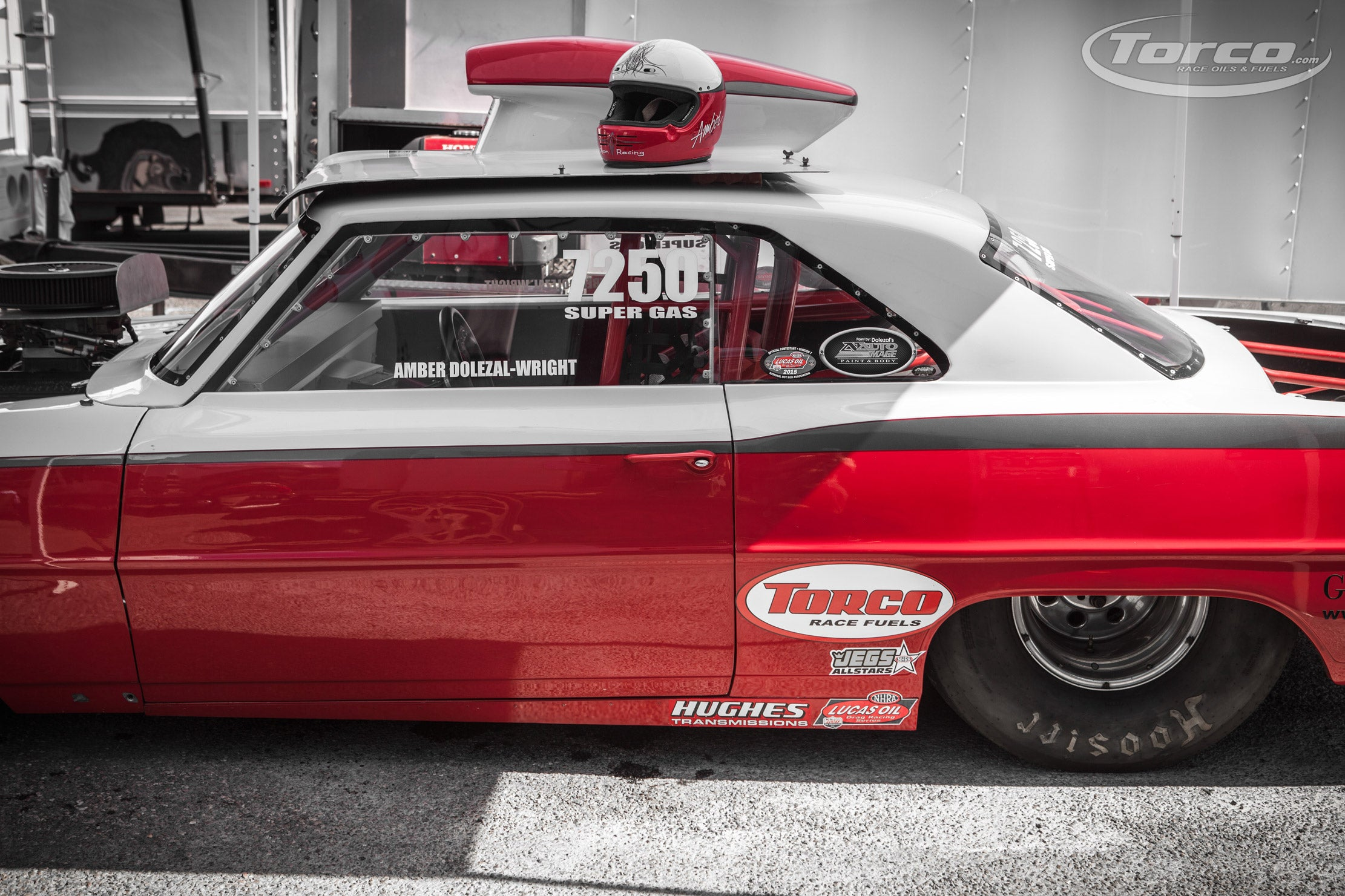 torco dragster