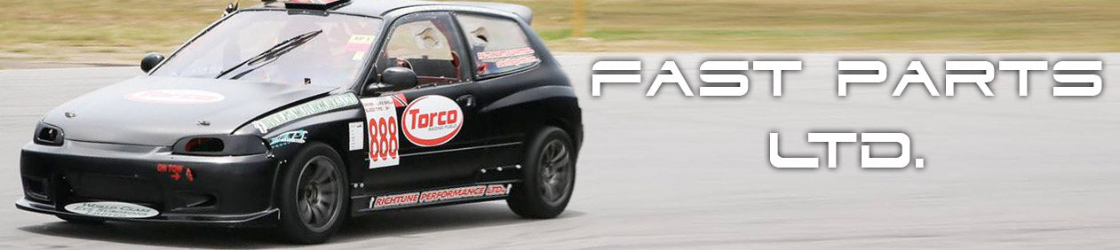 Fast Parts Ltd. racing honda civic