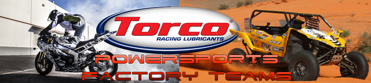 PowerSport factory teams torco