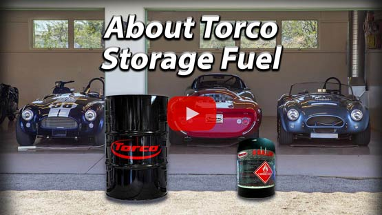 Torco long term storage fuel