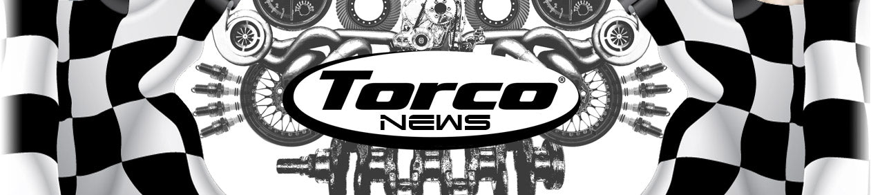 Torco Race Fuel news
