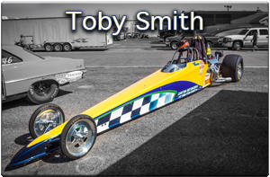 Toby smith drag racing
