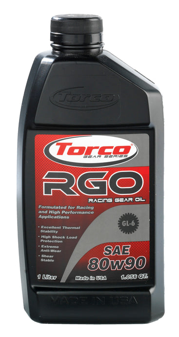 RGO Racing Gear Oil