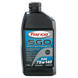 75w140 Torco SGO Synthetic Gear Oil