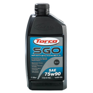 75w90 Torco SGO Synthetic Gear Oil