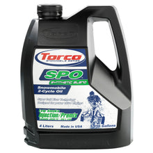 Load image into Gallery viewer, Torco SPO Snowmobile 2 stroke Oil