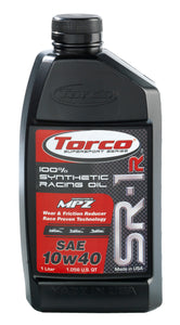 Torco SR-1R Racing Oils