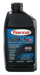 5w30 racing oil sr5 by Torco
