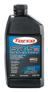 5w50 racing oil SR5 by Torco