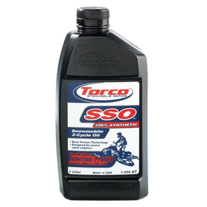 Torco SSO Snowmobile Synthetic 2 stroke Oil