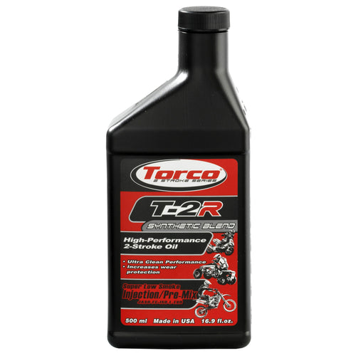 Torco T-2R 2-stroke High Performance Oil
