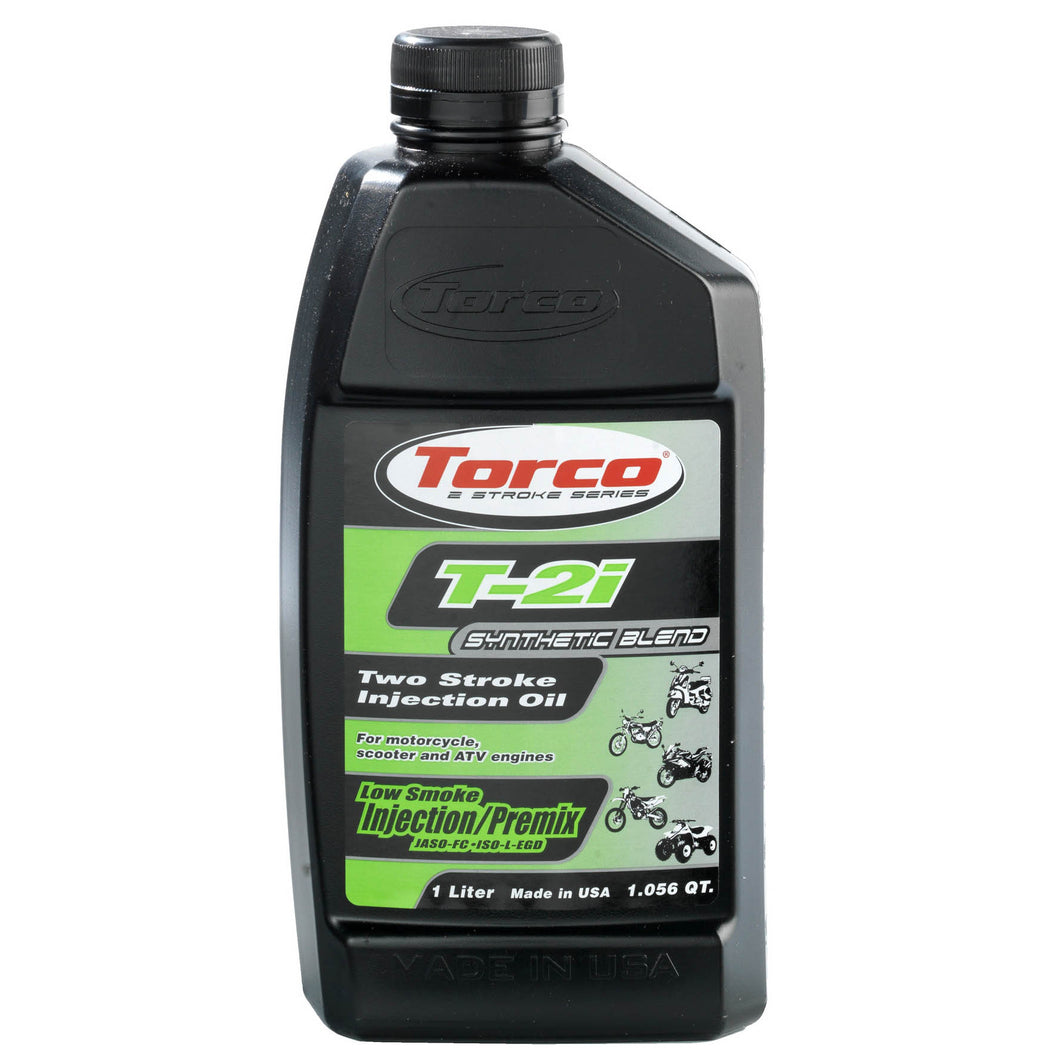 T-2i 2 Stroke Injection Oil by torco