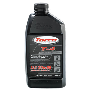 20w50 Torco T-4 Mineral Non-friction modifiers Motorcycle Oil