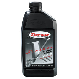Torco V-twin transmission lube 75w90