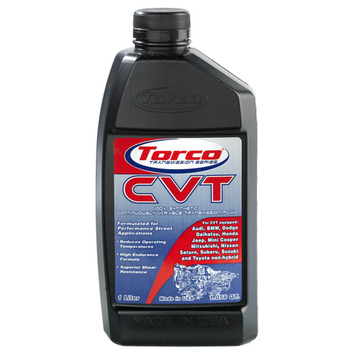 Torco CVT Continuously Variable Transmission fluid